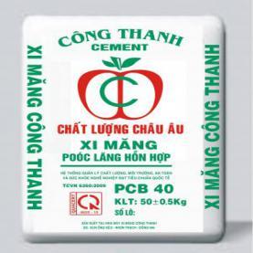 XI MĂNG CÔNG THANH