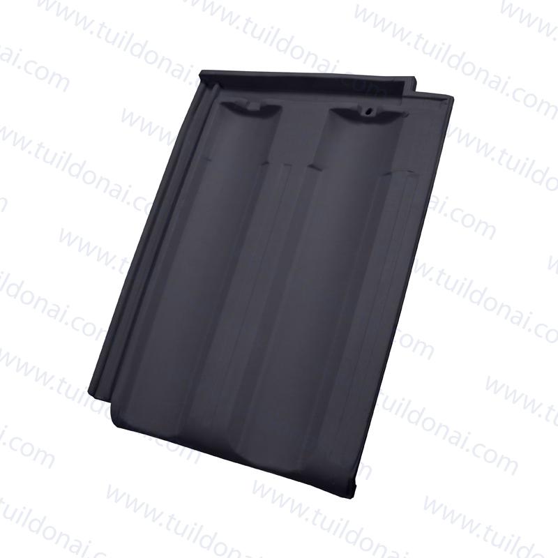 ROOF TILE 10 BLACK 499